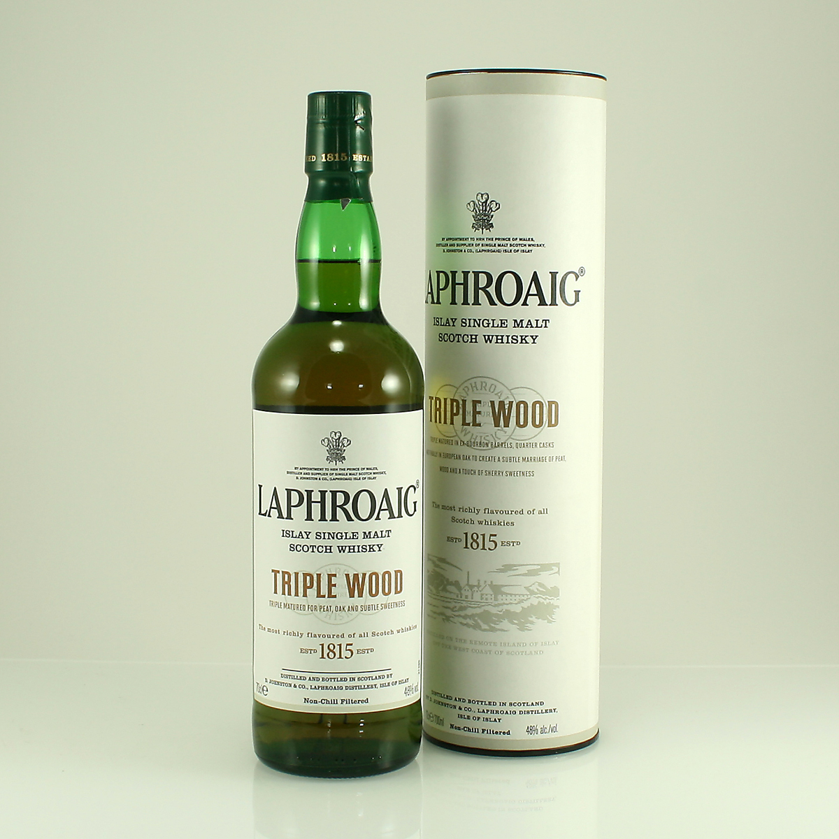 LAPHROAIG Triple Wood 48% 70cl
