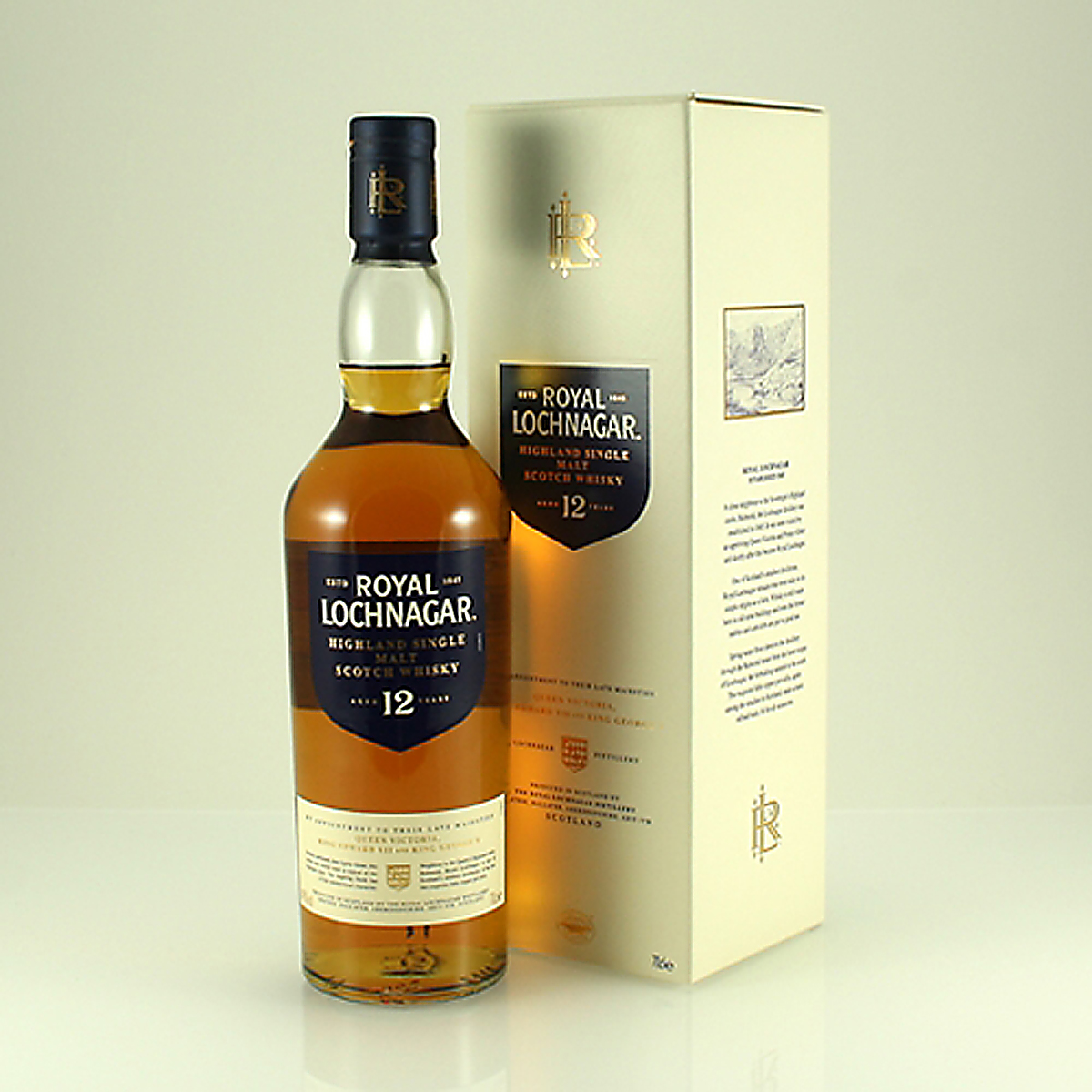 ROYAL LOCHNAGAR 12 Y/O 40% 70cl