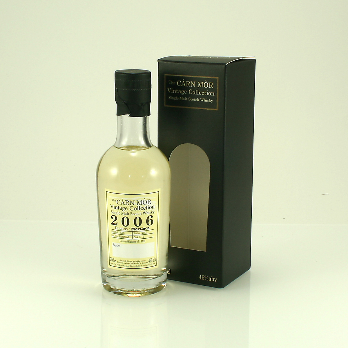 MORTLACH 2006 Carn Mor Vintage Collection 46% 20cl