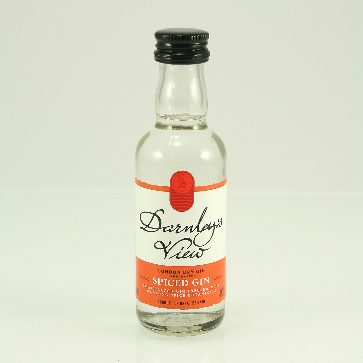 DARNLEY'S VIEW Spiced Gin 42.7% 5cl