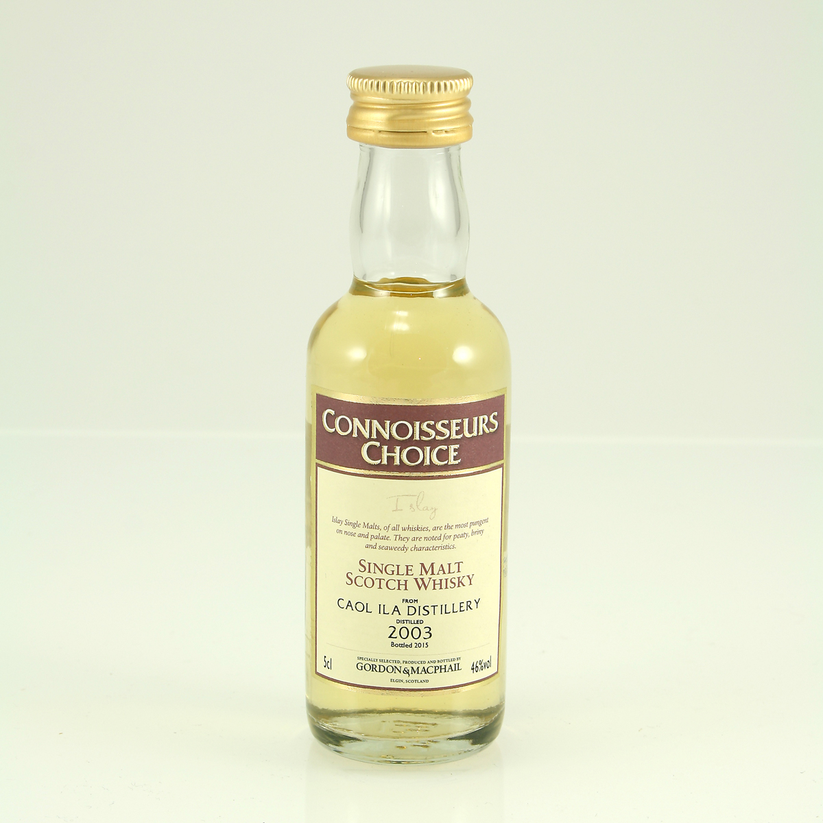 CAOL ILA 2004 Connoisseurs Choice 46% 5cl