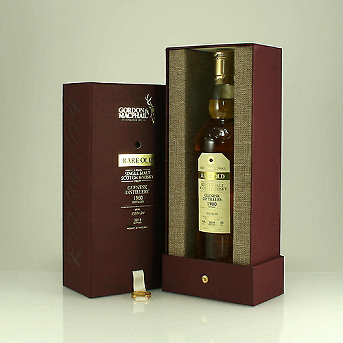 GLENESK 1980 Rare Old 46% 70cl