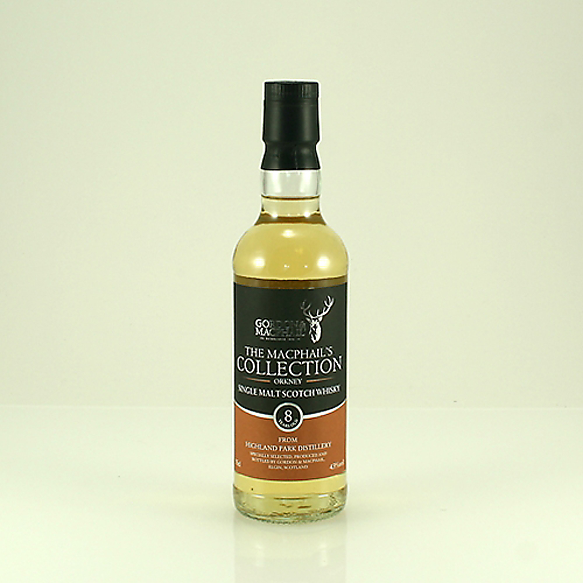 HIGHLAND PARK 8 Y/O MacPhail's Collection 43% 35cl