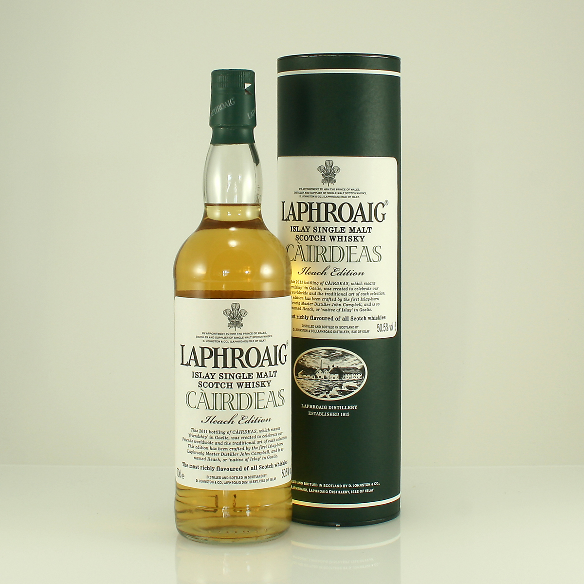 LAPHROAIG Cairdeas Ileach Edition 50.5% 70cl