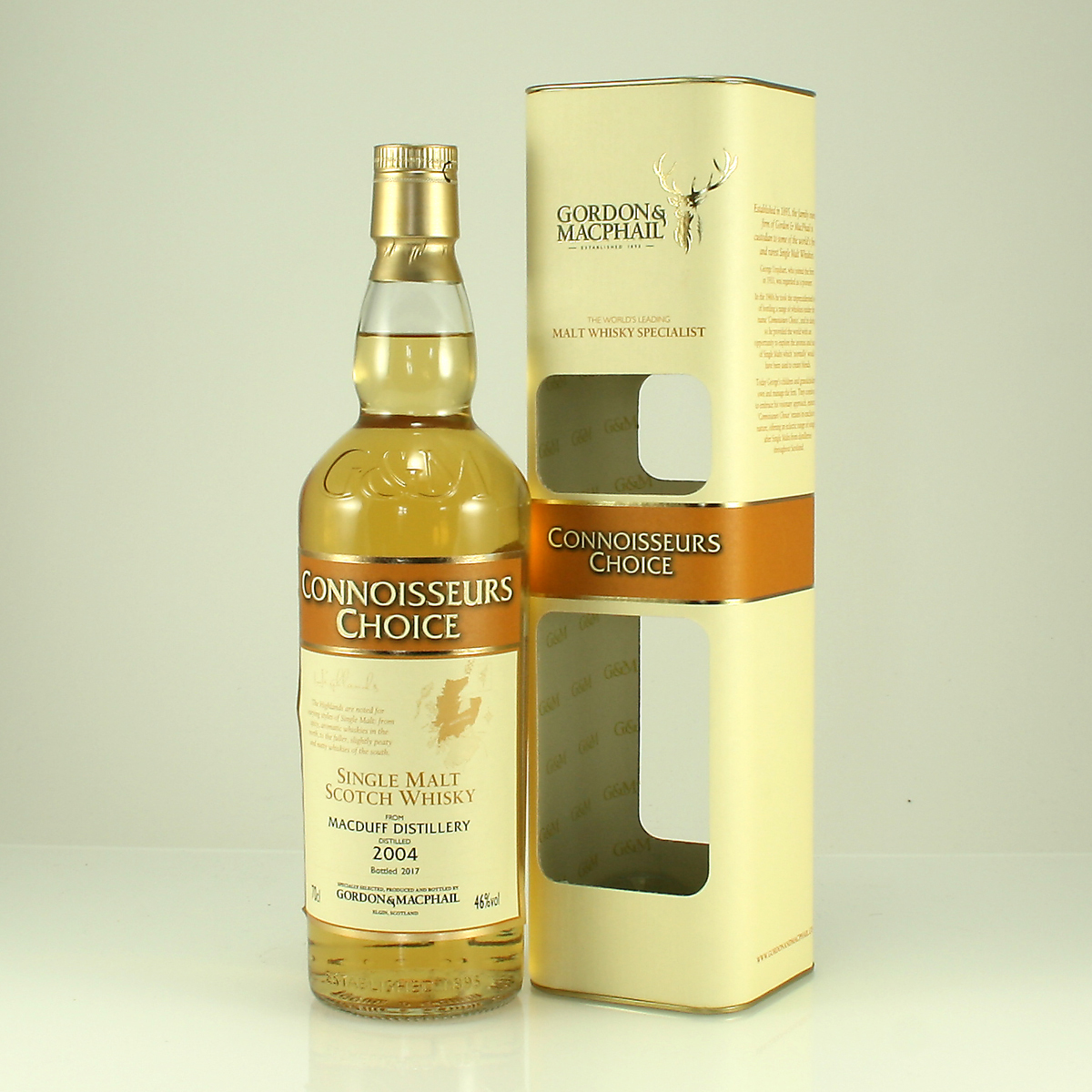 MACDUFF 2004 Connoisseurs Choice 46% 60cl