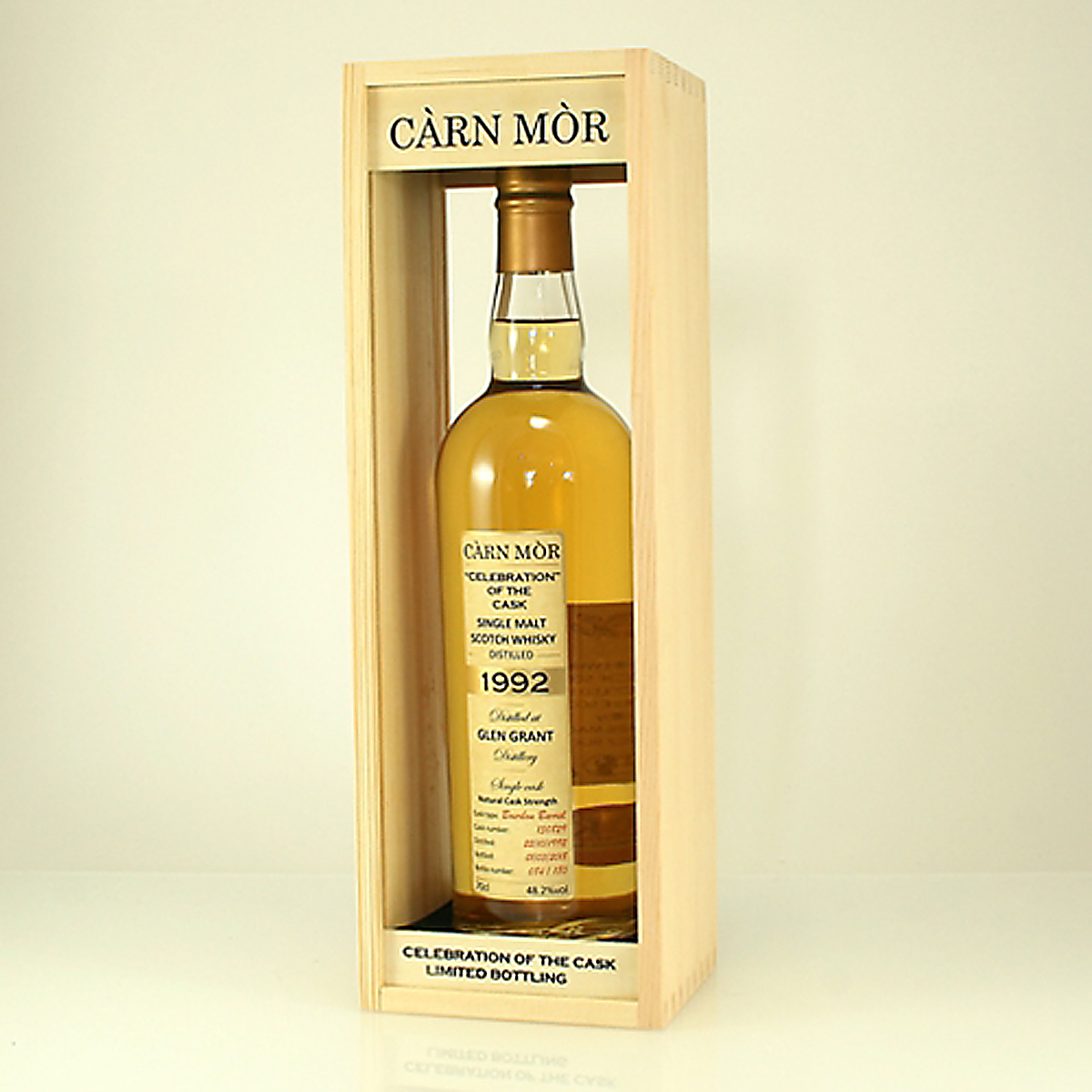 GLEN GRANT 1992 25 Y/O Celebration Of The Cask 48.2% 70cl