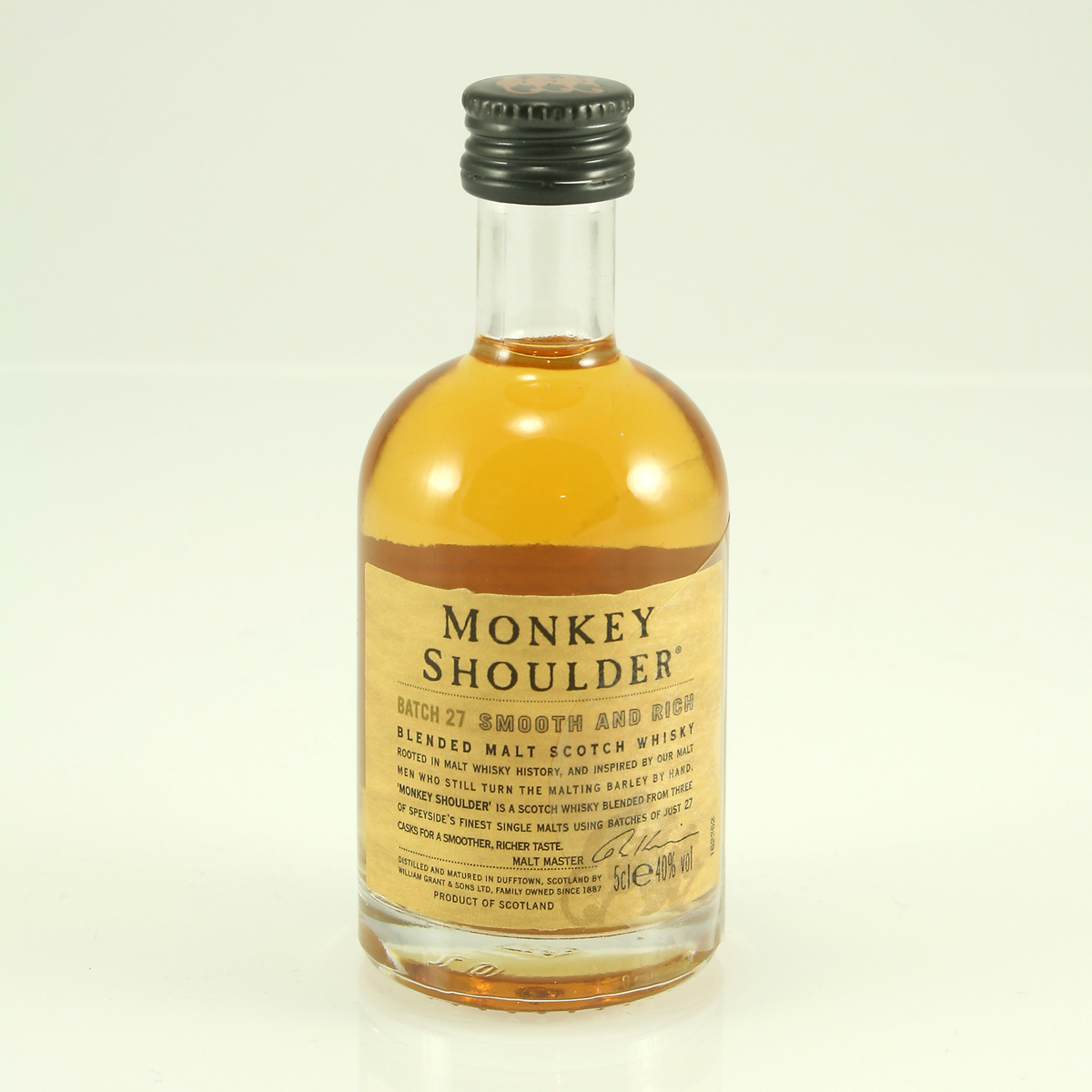 MONKEY SHOULDER 40% 5cl