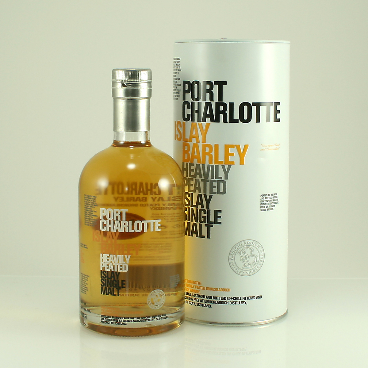 PORT CHARLOTTE Islay Barley 50% 70cl