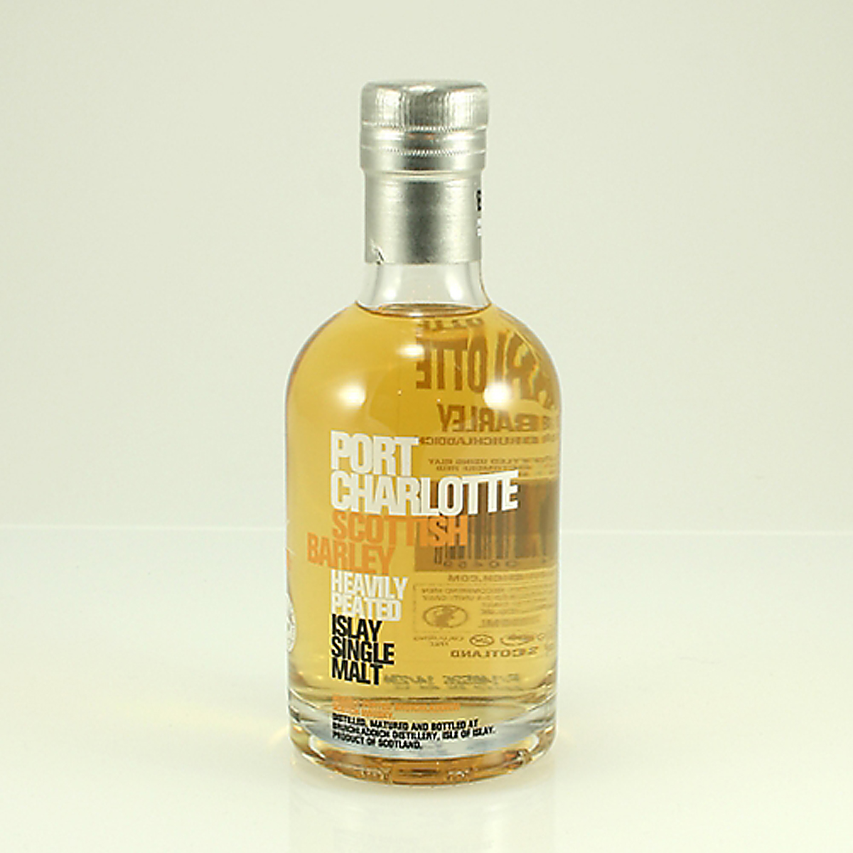 PORT CHARLOTTE Scottish Barley 50% 20cl