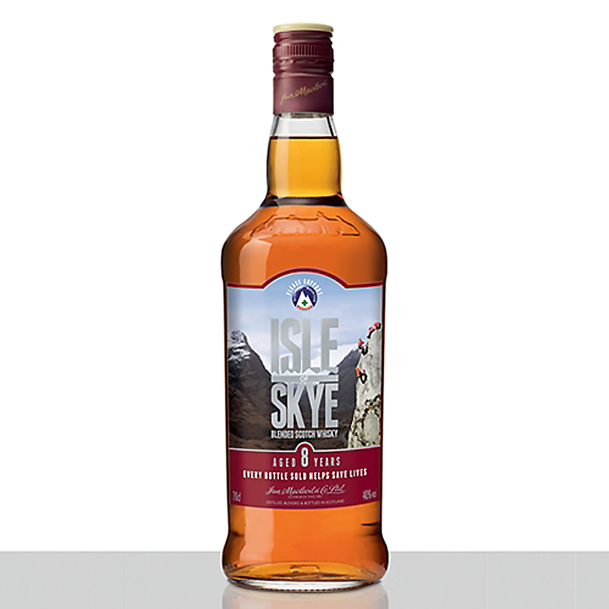 ISLE OF SKYE 70cl 8 Y/O 40%