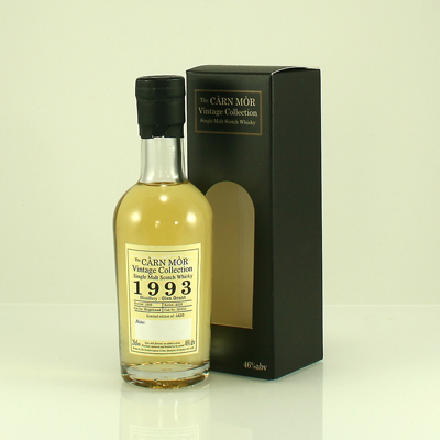 GLEN GRANT 1993 Carn Mor Vintage Collection 46% 20cl