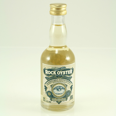 ROCK OYSTER Blended Malt 46.8% 5cl