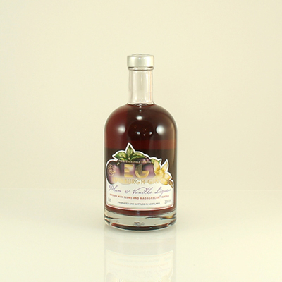 EDINBURGH PLUM & VANILLA Gin 20% 50cl