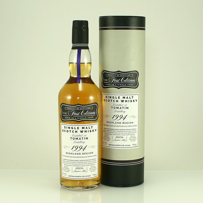 TOMATIN 1994 First Edition's 47.4% 70cl