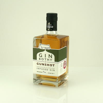 GIN BOTHY Gunshot Infused Gin 37.5% 70cl