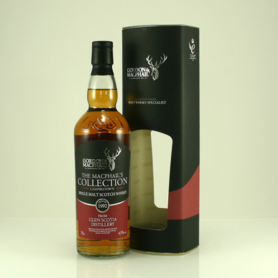 GLEN SCOTIA 1992 MacPhail's Collection 43% 70cl
