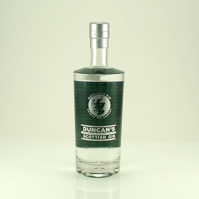 DUNCAN's Gin 43% 70cl