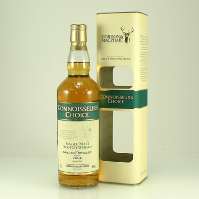 DAILUAINE 2004 Connoisseurs Choice 46% 70cl