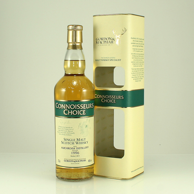 AUCHROISK 1996 Connoisseurs Choice 46% 70cl