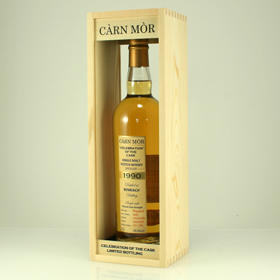 BENRIACH 1990 Celebration Of The Cask 49.8% 70cl