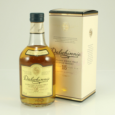 DALWHINNIE 15 Y/O 43% 20cl