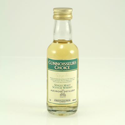 AUCHROISK 2005 Connoisseurs Choice 46% 5cl