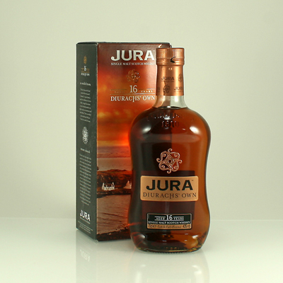 ISLE OF JURA 16 Y/O 40% 70cl