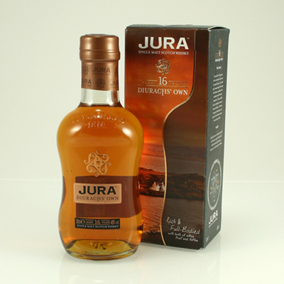 ISLE OF JURA 16 Y/O 40% 20cl
