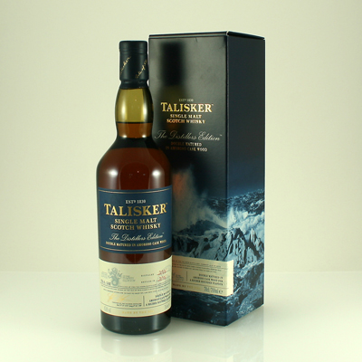 TALISKER Distiller's Edition Amoroso Finish 45.8% 70cl