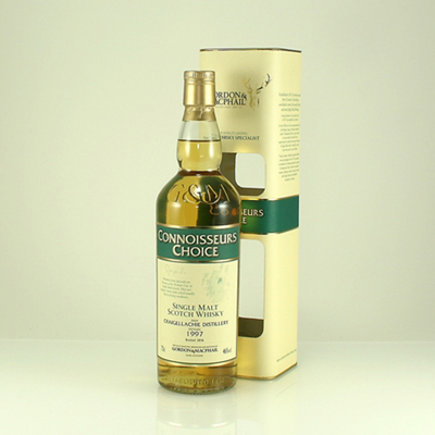 CRAIGELLACHIE 1997 Connoisseurs Choice 46% 70cl