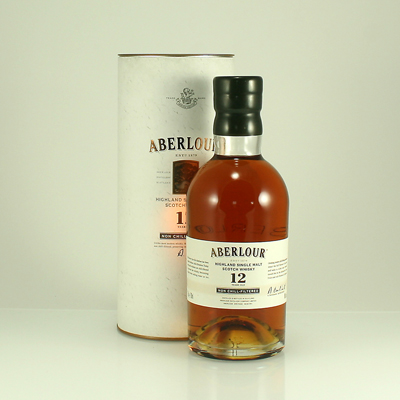 ABERLOUR 12 Y/O Non Chill Filtered 48% 70cl
