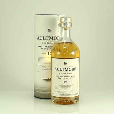 AULTMORE 12 Y/O 46% 70cl