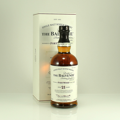 BALVENIE 21 Y/O Port Wood Finish 40% 70cl