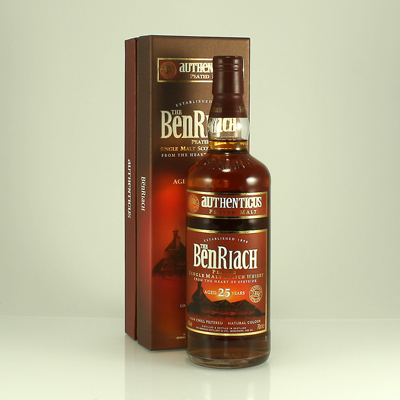 BENRIACH 25 Y/O Authenticus 46% 70cl