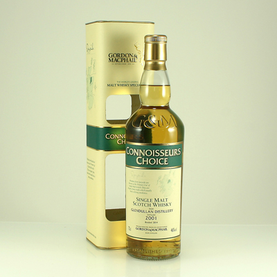 GLENDULLAN 2001 Connoisseurs Choice 46% 70cl