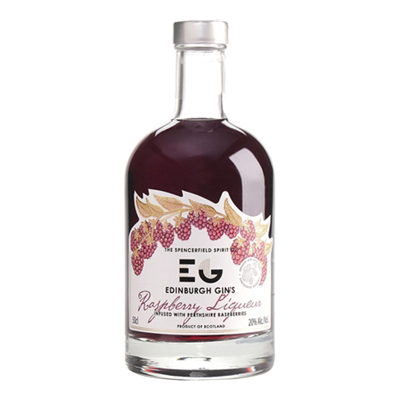 EDINBURGH Raspberry Gin Liquer 20% 50cl