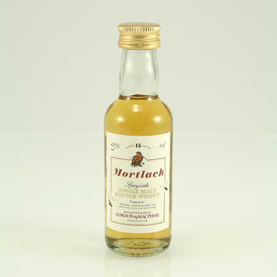 MORTLACH 15 Y/O 43% 5cl